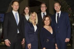 Vorstand Wirtschaftsjunioren Würzburg 2014