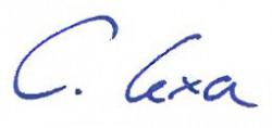 Scan-Unterschrift-Lexa